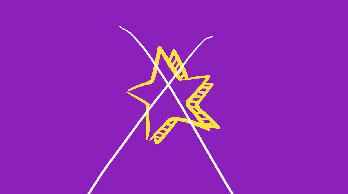不具合?Anchor、消えたフォロー(お気に入り)中★アイコン。星マークタップ無効化?ポッドキャスト/音声配信アプリ情報2020年8月